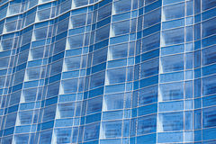 Abstract background of modern architecture Stock Photography