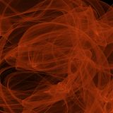 Abstract background. Modern futuristic illustration. magical form of smoke. Abstract background for web sites and substrates. Modern futuristic illustration royalty free illustration