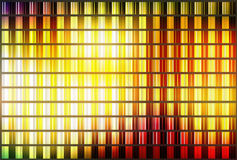 Abstract background. Modern shiny shapes Stock Photography