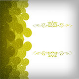 Abstract background in modern style Royalty Free Stock Photos
