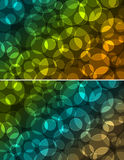 Abstract background. mosaic Royalty Free Stock Images