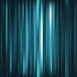 Abstract background. Motion light blue vertical lines. Vector te Stock Photos