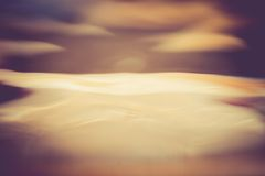 Abstract background of moving water surface Royalty Free Stock Photo