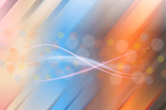 Abstract background in multi-color Stock Photography