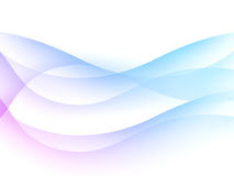 Abstract background with multi-coloured lines Royalty Free Stock Photos