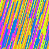 Abstract background with multicolor lines Stock Images
