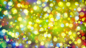 Abstract background with multicolored bokeh effect. Abstract background with bokeh effect. Blurred defocused multicolored lights. Colored bokeh lights with Vector Illustration