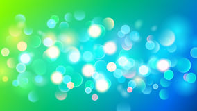 Abstract background with multicolored bokeh effect. Abstract background with bokeh effect. Blurred defocused multicolored lights. Multicolored bokeh lights on Stock Illustration