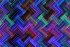 Abstract background of multicolored iridescent zigzag lines. Abstract background of multicolored iridescent broken zigzag lines Stock Image