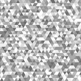 Abstract background with multicolored triangles. Vector illustration Stock Photos