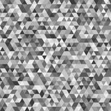 Abstract background with multicolored triangles. Vector illustration Royalty Free Stock Image