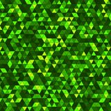 Abstract background with multicolored triangles. Vector illustration Royalty Free Stock Photography