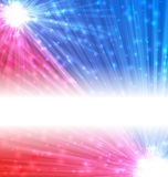 Abstract Background for National Holidays Stock Photos