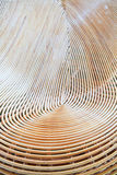 Abstract background from natural rattan. Handmade weaving. Royalty Free Stock Images