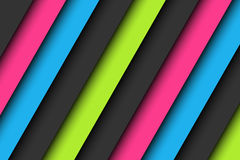 Abstract background in neon colors Royalty Free Stock Photography