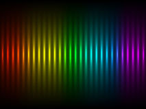 Abstract  background with neon lines Royalty Free Stock Photo