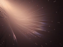 Abstract Background Network. Abstract background in a futuristic image concept of cable or optical fiber used on internet and communication royalty free illustration