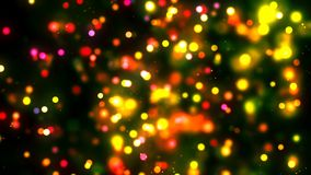 Background with nice glowing golden spark. Abstract Background with nice abstract glowing golden spark Royalty Free Stock Photo