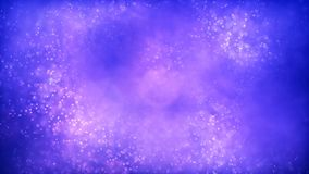 Background with nice abstract particles royalty free stock images