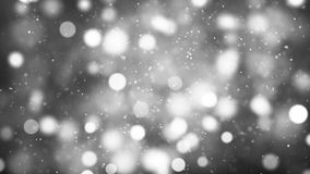 Background with nice black and white bokeh. Abstract Background with nice black and white bokeh Royalty Free Stock Image