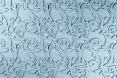 Abstract background. Nice 3d background white blue Royalty Free Stock Images
