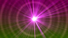 Background with nice pink star royalty free illustration