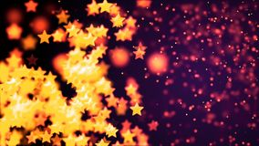 Abstract Background with nice multicolor flying stars. Abstract Background with nicemulticolor flying stars Royalty Free Stock Images