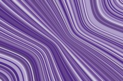 Abstract background with oblique wavy lines. Vector illustration. Violet, purple color royalty free illustration