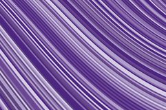 Abstract background with oblique wavy lines. Vector illustration. Violet, purple color Vector Illustration