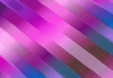 Abstract background. Oil paint effect. Blurred colorful image from stripes. Royalty Free Stock Image