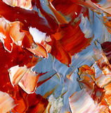 Abstract background, oil paints Royalty Free Stock Photos