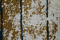 Abstract background, old cracked plaster wall, blue texture, pai Stock Image