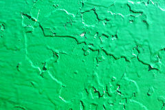 Abstract background of old green paint. stock photo
