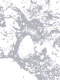 Abstract background with old rock, stone texture. Black and white grunge textured baclground. Vector illustration EPS 10 file Stock Photography