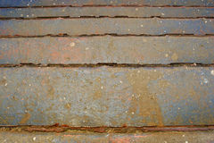 Abstract background of old steps Royalty Free Stock Photography