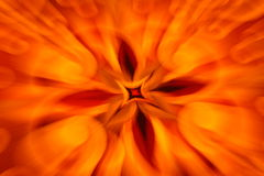 Abstract background in orange Stock Images