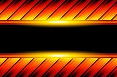 abstract background orange διανυσματική απεικόνιση