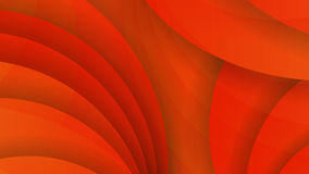 Abstract background of orange color. Curved lines. Vector illust Royalty Free Stock Photo