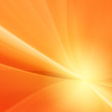 Abstract background orange Stock Photography