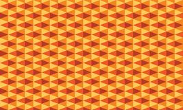 Abstract background orange modern wallpaper. Vector illustration Stock Photos