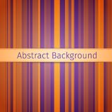 Abstract Background. Orange and purple modern abstract line background, excellent vector illustration, EPS 10 Royalty Free Stock Images