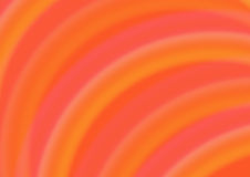 Abstract background with orange semicircles Stock Photos