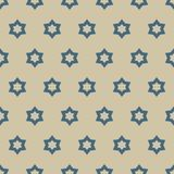 Abstract background in oriental style. Luxury repeat design for decoration, gift paper, cloth. Vector golden ornamental seamless pattern. Simple blue and gold vector illustration