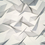 Abstract background origami Royalty Free Stock Photos