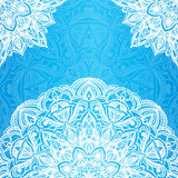 Abstract background, ornamental vector Royalty Free Stock Photos