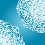 Abstract background, ornamental vector Royalty Free Stock Photo