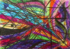 Abstract background. Painted with bright colors Royalty Free Stock Photos