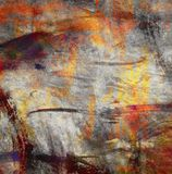 Abstract background painting Stock Image