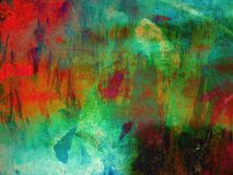 Abstract background painting Royalty Free Stock Photos