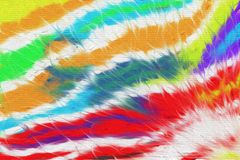 Abstract background painting Stock Images